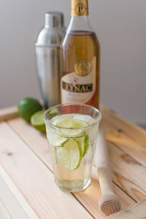 Cocktail Reynac Mojito