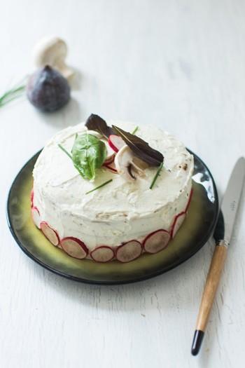 Recette de Recette de Sandwich cake (pain surprise facile)