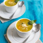 Minestrone, soupe italienne aux légumes