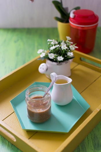Recette de Crème de sésame (tahini maison)