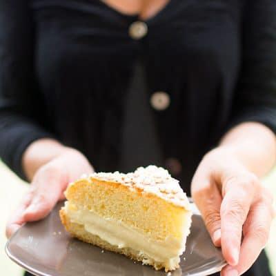 Recette facile de tarte tropézienne !