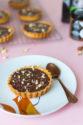 Tartelettes praliné et chocolat
