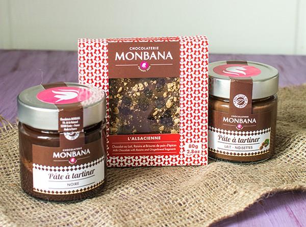 Recette de Tiramisu à la pâte à tartiner Monbana + Concours !
