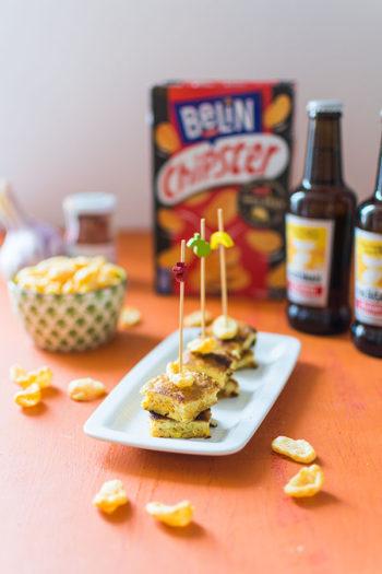 Recette de Tortilla aux Chipster Spicy (tortilla aux chips), recette facile pour l'apéritif de tortilla aux chips. Idéal et rapide pour l'apéro !