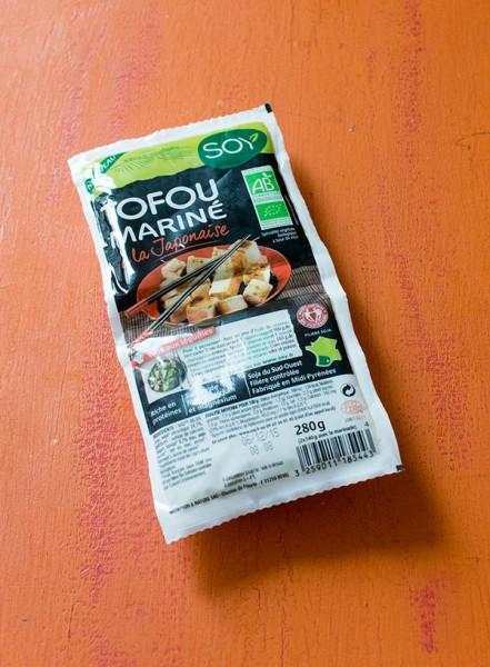 Recette de Nuggets de tofu (vegan)