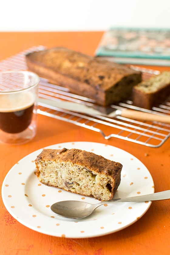 Banana Bread de Marcel (Friends)
