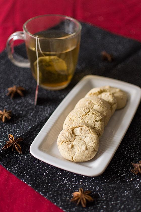 Bredele alsacien : biscuit à l'anis