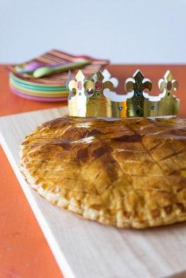Recette de galette des rois