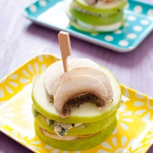 recette_millefeuille_champignon_fourmeambert_pomme_stellacuisine