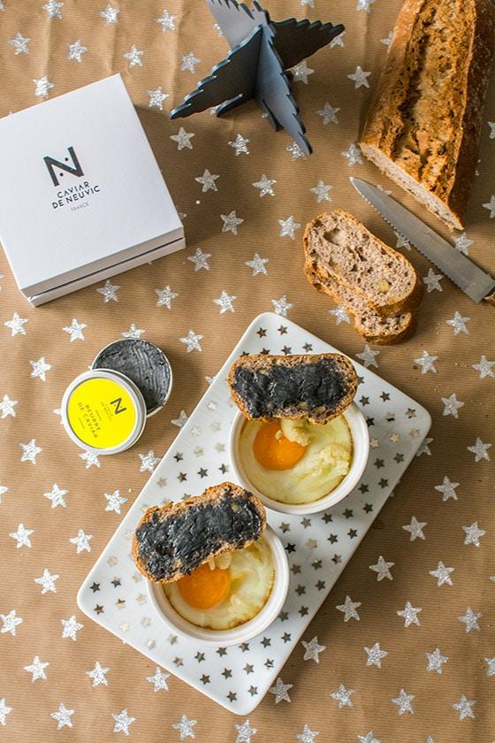 recette_oeufscocotte_caviar_choufleur_noel_stellacuisine