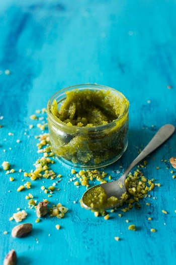 Recette de pâte de pistache facile