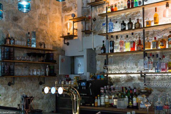 The Bistronomist, restaurant, bar à tapas et cocktails, boulevard du temple 75011 paris. Un restaurant contemporain, une décoration magnifique, idéal pour les petites faims ou de bons plats gourmands ! Restaurant jolie décoration, makis revisités à paris 11ème.