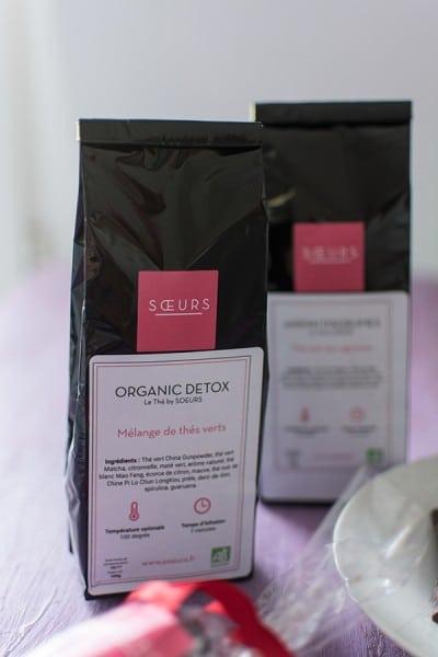 L'épicerie fine Soeurs lance sa gamme de thé
