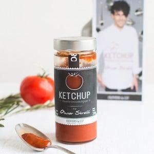 Ketchup Gastronomique d'Olivier Streiff pour Oliviers&Co