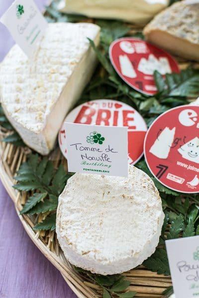 Tomme de Nonville - J'aime les fromages de la Brie !