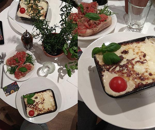 """Nouvelle gamme """"Pastal Al Forno"""" dans les restaurants Vapiano"""