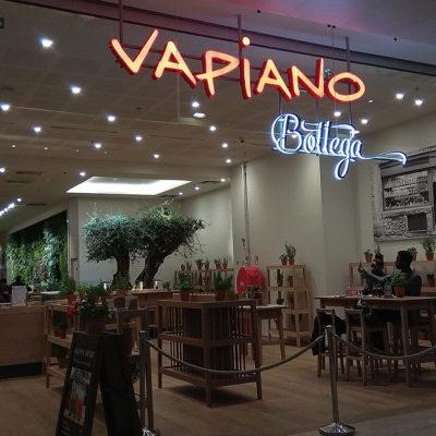 """Nouvelle gamme """"Pasta Al Forno"""" dans les restaurants Vapiano"""