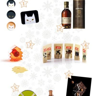 Idées cadeaux pour Noël {Wishlist Gourmande}