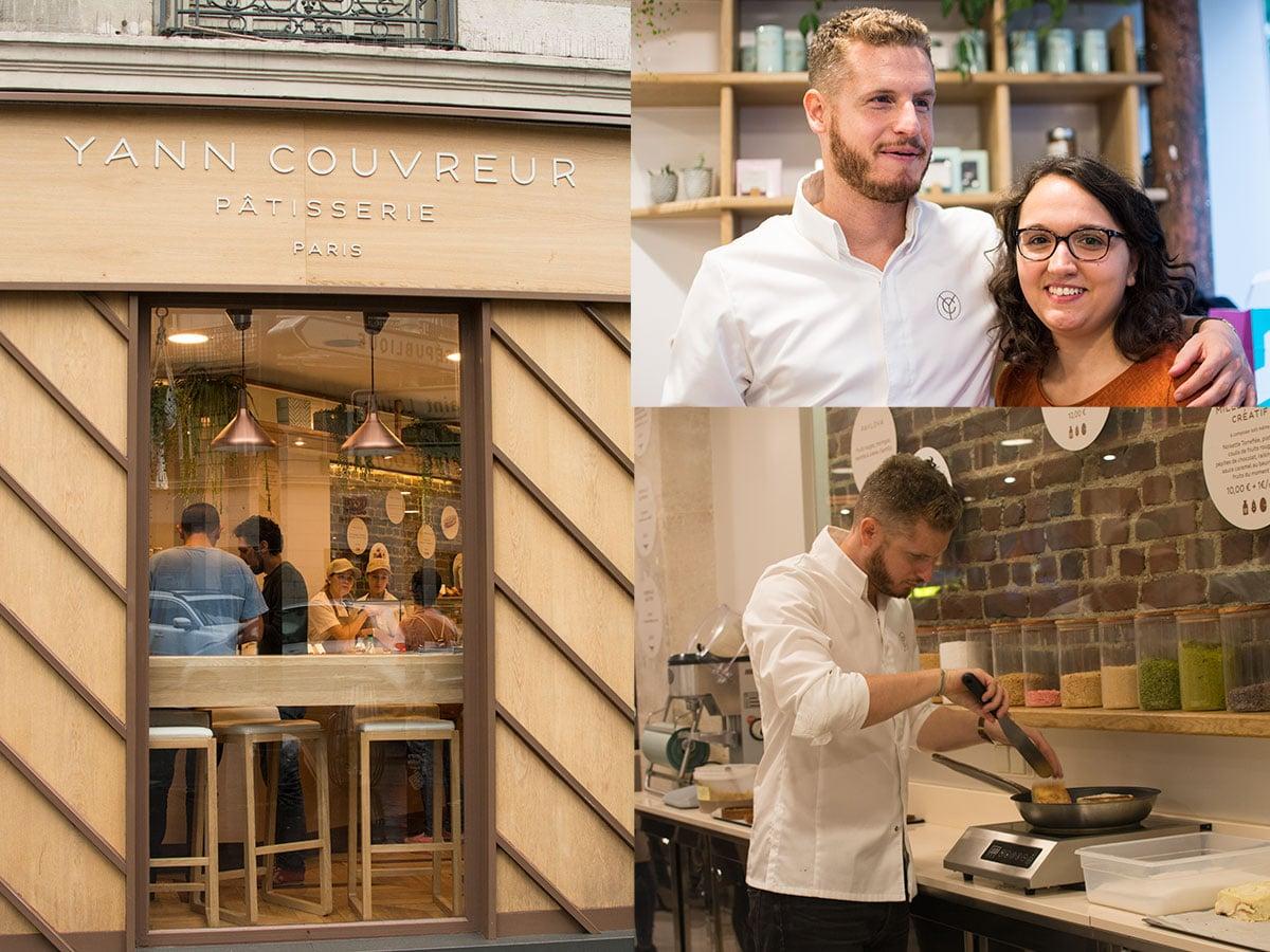 Yann Couvreur Et Deliveroo Une Surprise Du Chef A Deguster
